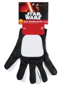 GUANTES FLAMETROOPER ADULTO STAR WARS EPISODIO 7