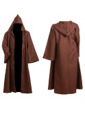 CAPA JEDI MARRON ADULTO