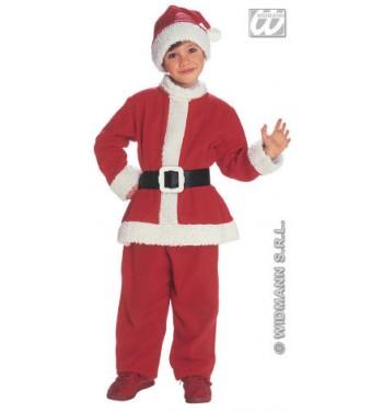 Disfraz de papa noel ni o comprar online en - Disfraz papa noel nino ...