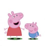 PEPA PIG FIGURA MINI 2 UNIDADES
