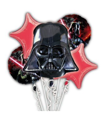 BOUQUET DE GLOBOS STAR WARS