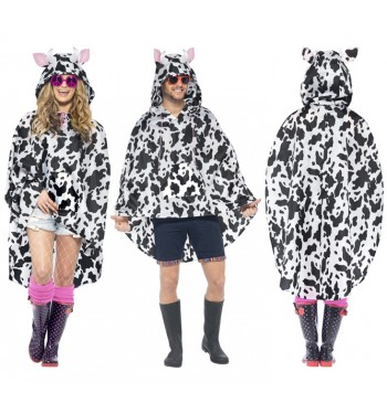 PONCHO VACA IMPERMEABLE