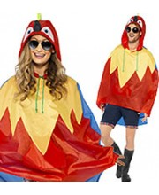 PONCHO LORO IMPERMEABLE