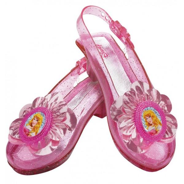 Zapatos rosas Disney infantiles ofGNBFN
