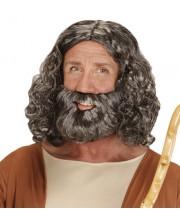 PELUCA Y BARBA JESUS CANOSA