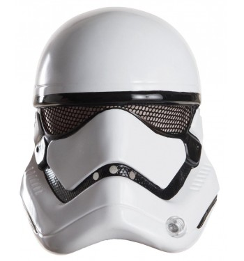 CARETA STORMTROOPER INFANTIL STAR WARS EPISODIO 7