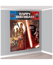 DECO PARED STAR WARS EPISODIO VII