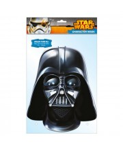 CARETA DARTH VADER CARTON PLASTIFICADO