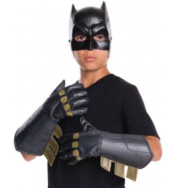 GUANTES BATMAN BATMAN VS SUPERMAN INFANTILES