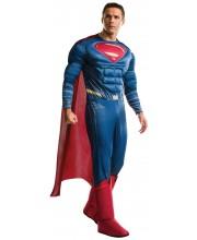DISFRAZ DE SUPERMAN DELUXE BATMAN VS SUPERMAN