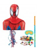 KIT PIÑATA MEJICANA SPIDERMAN