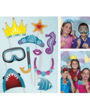 COMPLEMENTOS PHOTOCALL ANIMALES SUBMARINOS