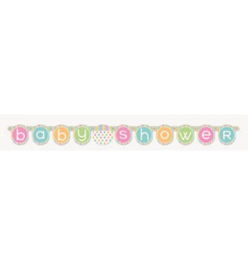 CARTEL BABY SHOWER ARTICULADO