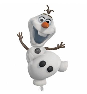 GLOBO DE HELIO OLAF FROZZEN