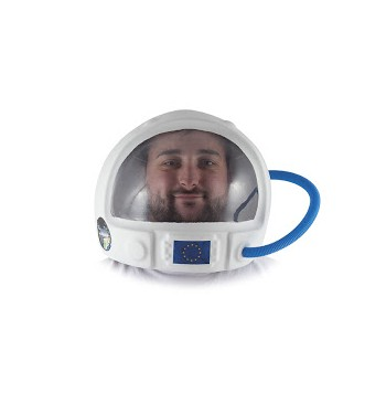 CASCO ASTRONAUTA UNION EUROPEA