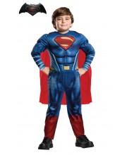 DISFRAZ DE SUPERMAN DELUXE