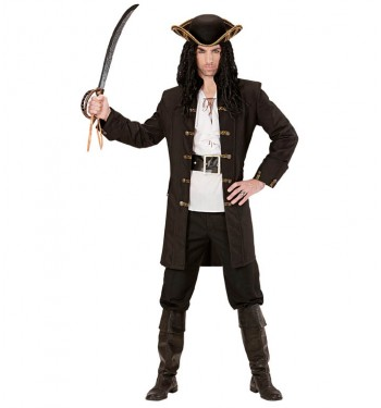 Hombre Lujo Pirata En Online Abrigo Comprar EaPqnYW655