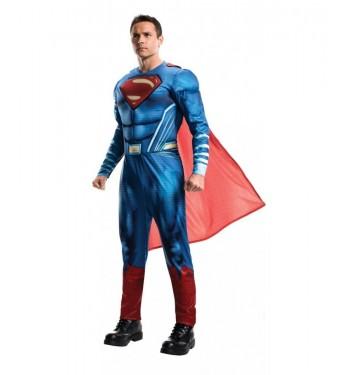 DISFRAZ DE SUPERMAN JUSTICIE LEAGUE CLASSIC