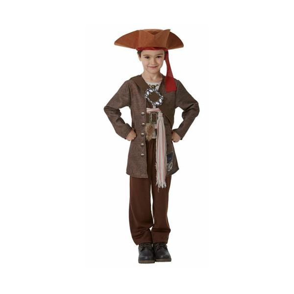 Piratas Del Caribe Jack Sparrow camiseta pantalón Disfraz Cosplay Halloween mm