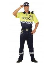 DISFRAZ DE POLICIA LOCAL HOMBRE