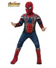 DISFRAZ DE SPIDERMAN IRON INFINITY WAR PREMIUM