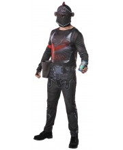 DISFRAZ DE BLACK KNIGHT FORTNITE PARA HOMBRE