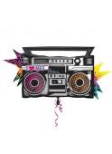 GLOBO DE HELIO AÑOS 80 RADIO