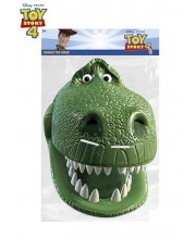 CARETA REX TOY STORY CARTON PLASTIFICADO