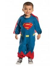 DISFRAZ DE SUPERMAN BEBE
