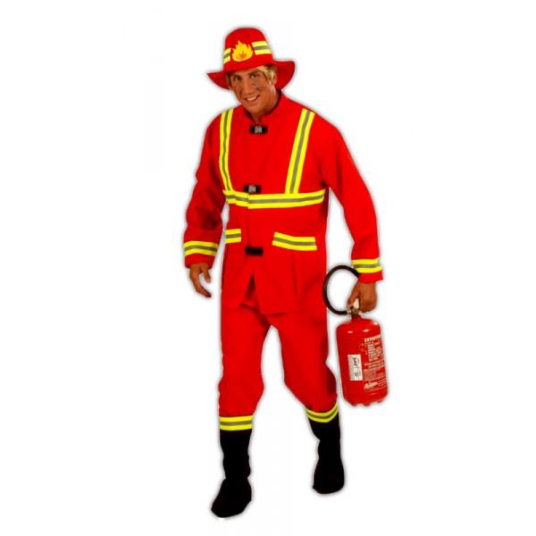 disfraz de bombero comprar online en
