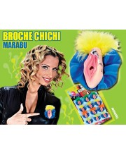 BROCHE CHICHI MARABU
