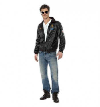 CHAQUETA AVIADOR TOP GUN