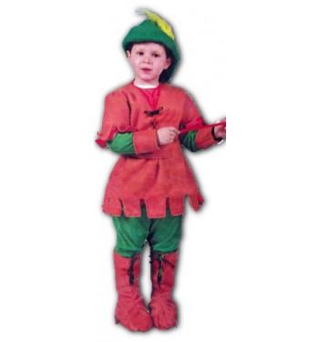 Disfraz de Robin Hood tejido pirineo