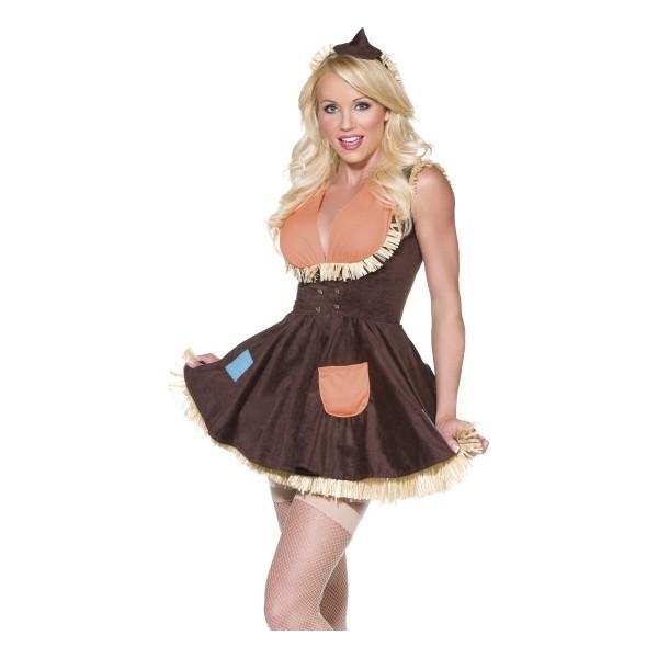 Disfraz de chica sexy holloween