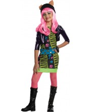 DISFRAZ DE MONSTER HIGH HOWLEEN WOLF