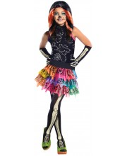 DISFRAZ DE MONSTER HIGH SKELITA