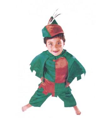 Disfraz de Robin Hood infantil
