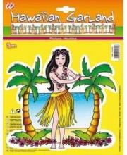 GUIRNALDA BAILARINA HAWAIANA 3M