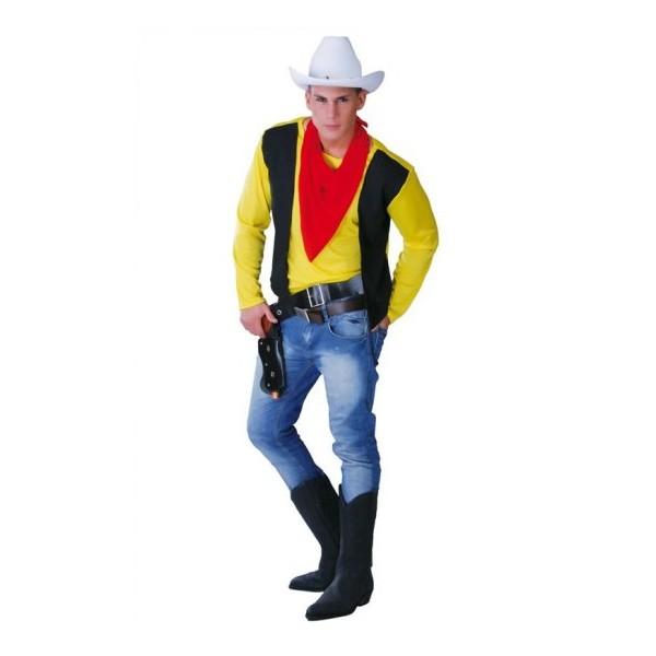 DISFRAZ DE COWBOY LUCKY LUKE - comprar online en LaCasadelasFiestas.com 8cba708b6da