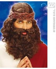 PELUCA JESUS MORENA
