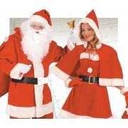Disfraces de Papa Noel y Mama Noel