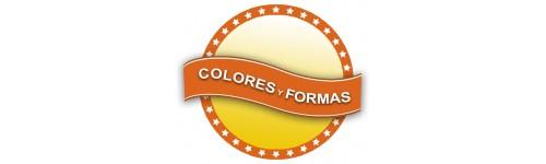 Globos Helio Colores y Formas