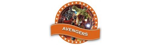 Cumpleaños Avengers