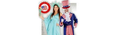 Decoración Fiesta Americana