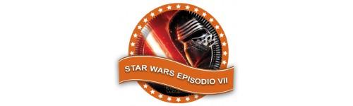 Cumpleaños Star Wars Episodio VII