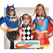 Disfraces DC Super Hero Girls