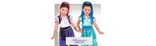 Disfraces Shimmer and Shine