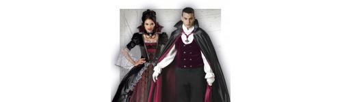 Disfraces de Vampiros y Vampiresas