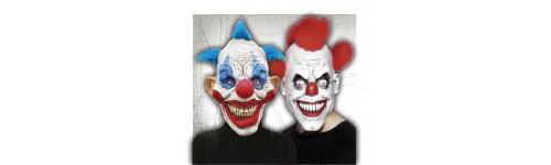 Máscaras de Payaso Asesino