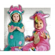 Disfraces de bebés para carnavales 2019